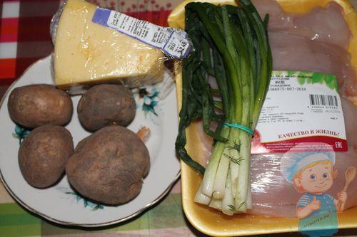 Рецептура картофельных тарталеток