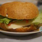диетический бургер