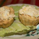 IMG 8194 150x150 - Тарталетки с грибами и сыром — легкий перекус