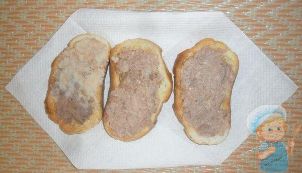 Намажем печень трески