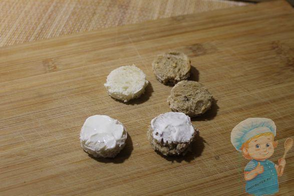 Заготовки с сыром