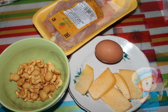 Продукты для сырных наггетсов