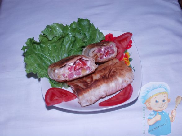 Бутерброд в дорогу