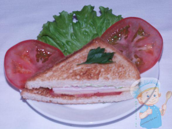 русский сэндвич