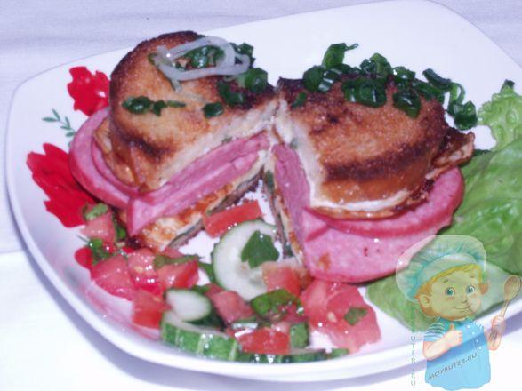 Готовые сэндвичи