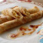 bliny s jablokami trubochkoj 150x150 - 4 классных рецепта блинов с яблоками: кулинарный эксперимент