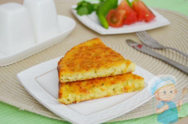 хачапури для ленивых быстрый рецепт