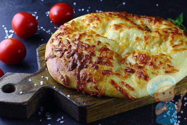 Настоящий Хачапури по-мегрельски рецепт с фото